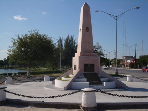 Ruta de la Salud en Matamoros – Tamaulipas
